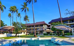 piscine - jaccuzzi emerald cove hotel