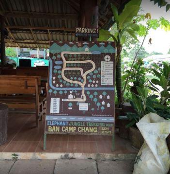 Circuit éléphant Koh Chang