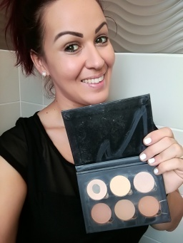Contouring palette poudre Anastasia Beverly hills
