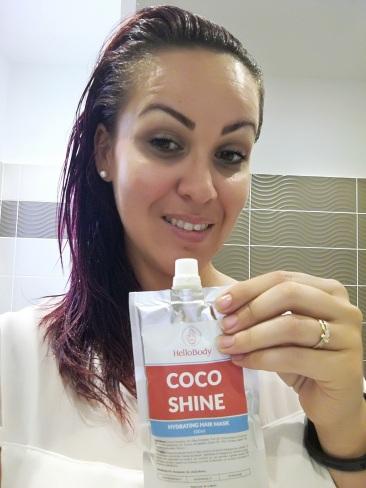 Application COCO SHINE