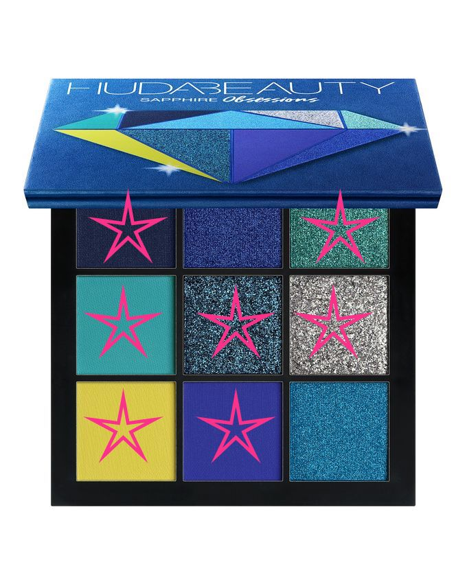 Huda Beauty SAPPHIRE PALETTE MAKEUP MAQUILLAGE