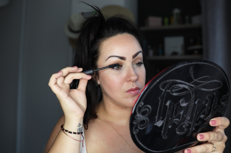 application mascara un
