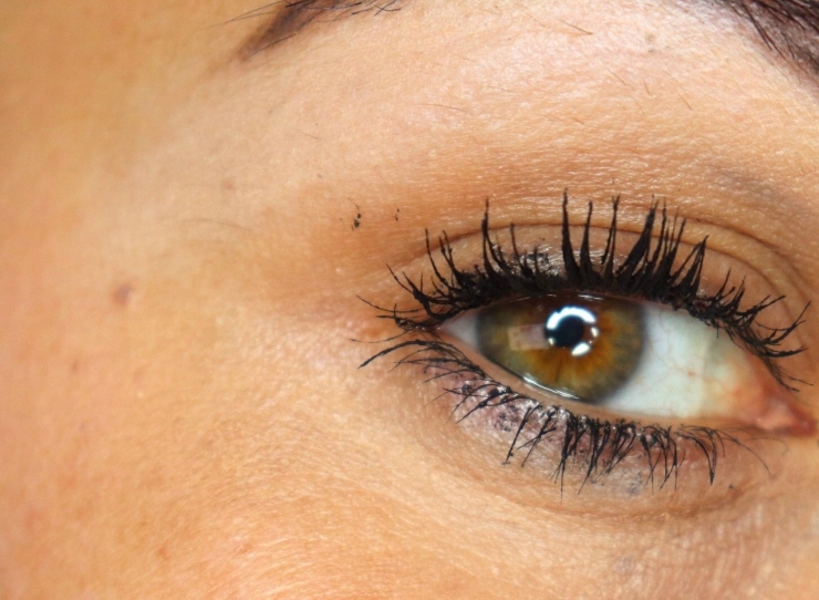 damn girl, too faced, mascara, makeup, maquillage, maquillage des yeux
