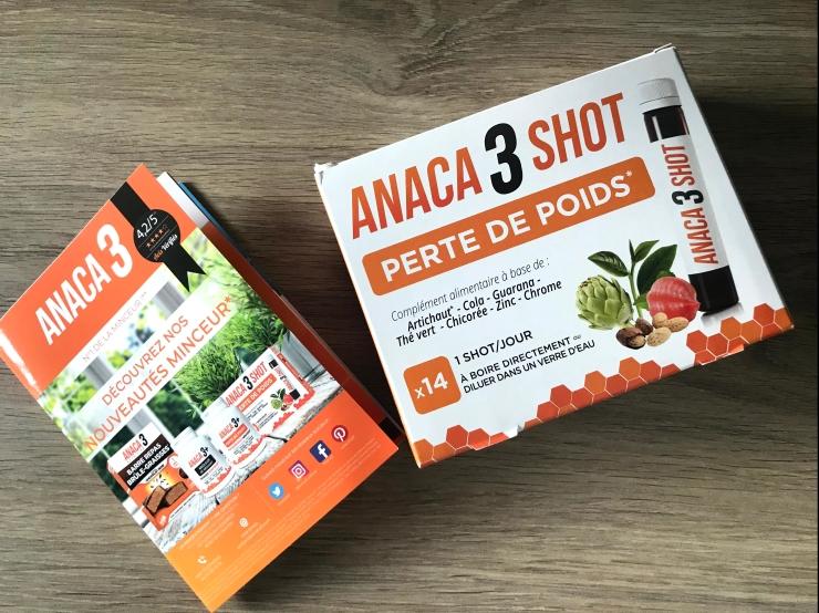 ANACA 3 SHOT MINCEUR