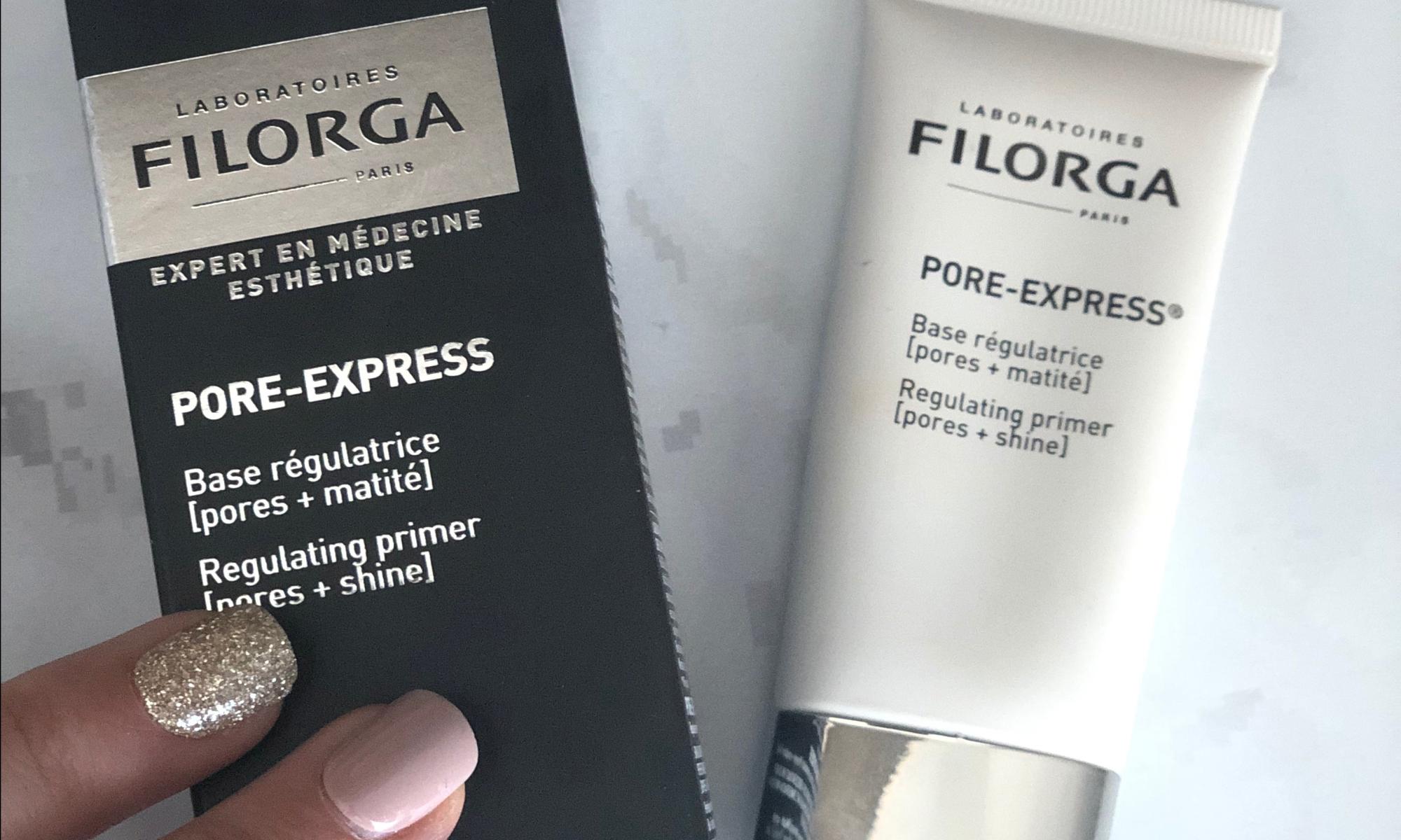 Filorga, pore express, base maquillage filorga,