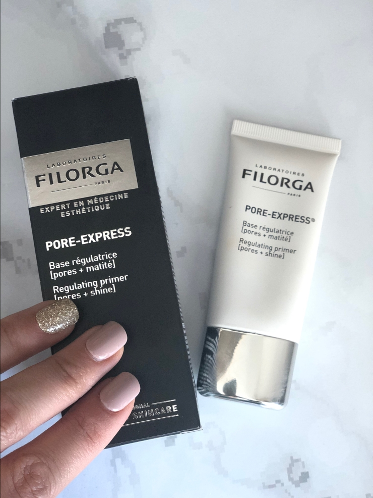 Filorga, pore express, base maquillage filorga,